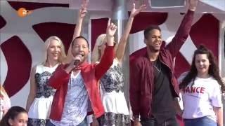 DJ Bobo feat. Jesse Ritch - Get On Up (Live @ ZDF-Fernsehgarten, 25.09.2016)