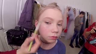 Детский макияж Обучение макияжу Визажист Харьков   Ветрова Ольга