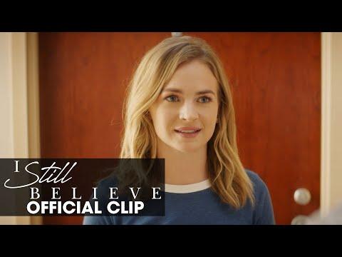 "I Still Believe (2020 Movie) Official Clip ""OK"" | KJ Apa, Britt Robertson"