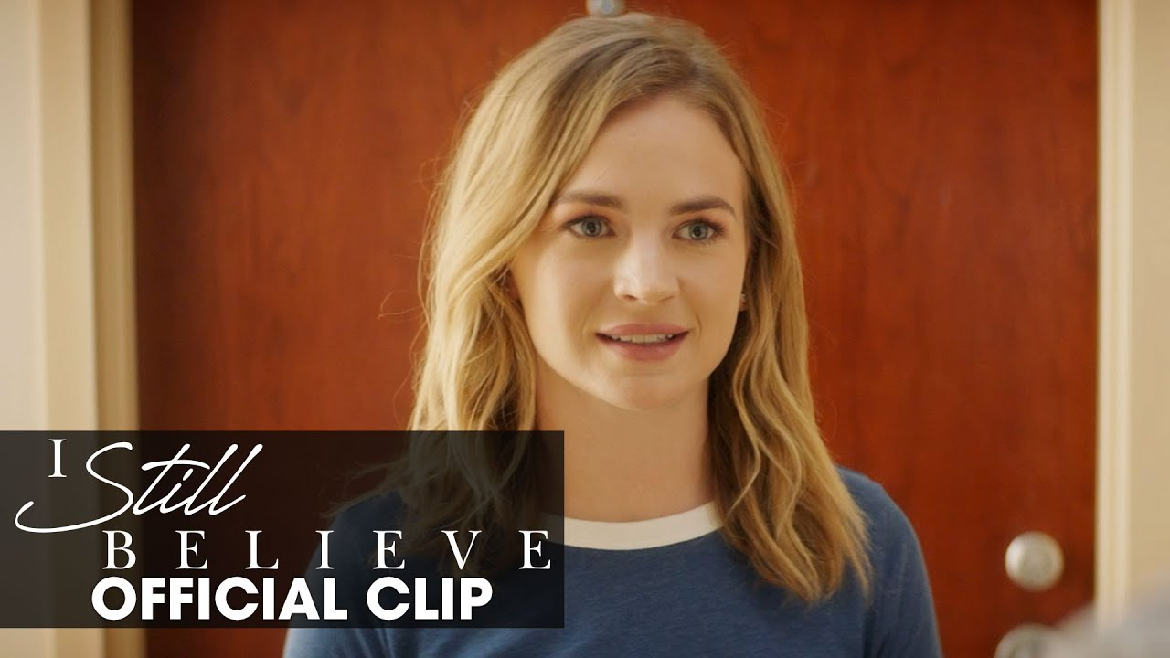"I Still Believe (2020 Movie) Official Clip ""OK"" 