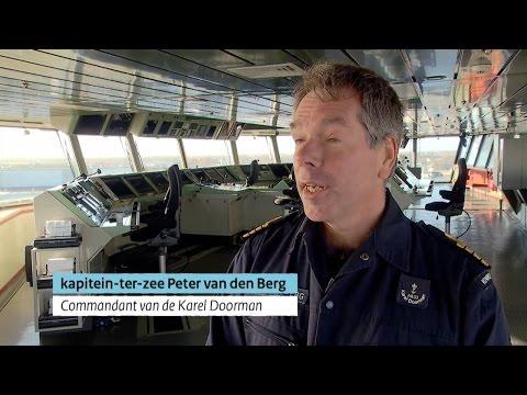 Vertrek Johan de Witt en terugkeer Karel Doorman