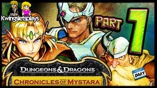 Dungeon and Dragons Chronicles of Mystara Walkthrough Part 1
