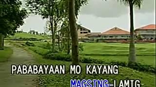 Gintong Araw - Video Karaoke (Dyna) - Minus One