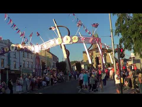 Lisburn Mini 12th & Opening of the Arch 2018