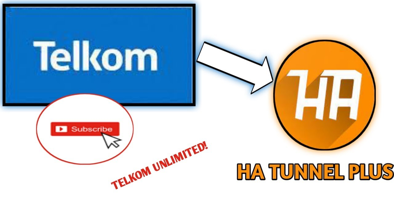 Download How to create Ha Tunnel Plus File For Telkom