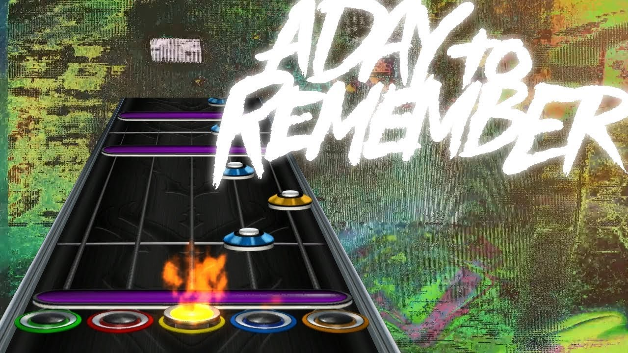 A Day To Remember - Bad Vibrations (Clone Hero Custom Song ...