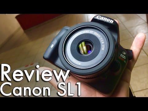 Análisis Canon SL1 - Español - Review - Reseña