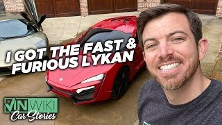I got the Fast \u0026 Furious Lykan for Free!