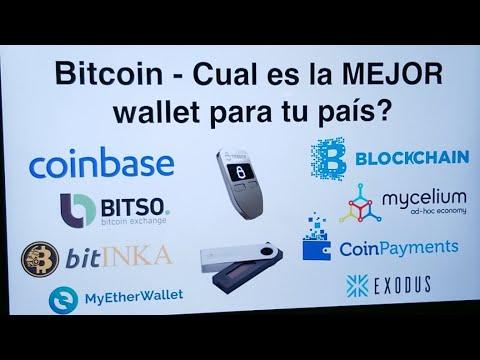 Bitcoin - Mejor Wallet Para Tu Pais?