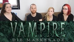 Vampire: The Masquerade - Pen and Paper Let's Play Teil 1