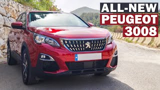 Review: NEW 2018 Peugeot 3008 Active 1.6 Turbo | Exterior & Interior