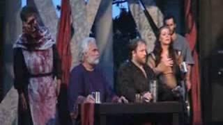 MACBETH Act 3 Scene 4 / Banquo