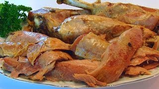 Betty's Slow Cooker Turkey Legs