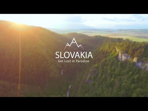 Slovakia - Get Lost in Paradise | DJI Phantom 2 in 2.7k Resolution