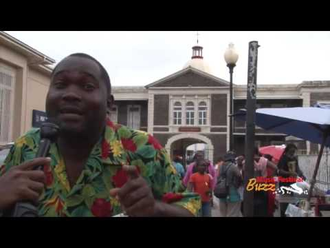 ST KITTS Music Festival Buzz season 1, Ep 1