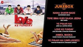 Love Ke Funday - FULL MOVIE | AUDIO JUKEBOX | Shaleen Bhanot, Rishank Tiwari, Pooja B & Ritika G