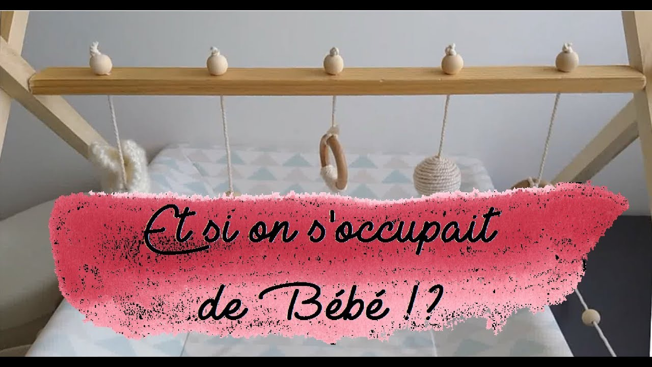 diy b b fabriquer sa propre arche d 39 veil youtube. Black Bedroom Furniture Sets. Home Design Ideas