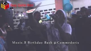 Tak fa ding san deh Mozis B #Birthdaybash