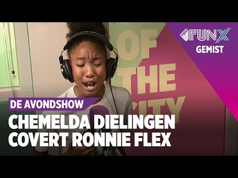 Download Youtube: Chemelda Dielingen (15) covert 'Is Dit Over' - Ronnie Flex Ft. Tabitha live bij FunX
