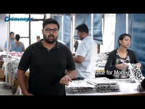 Digital Textile Printer-VastraJet Is A Market Leader & Preferred Choice Of Next Gen Business Leaders