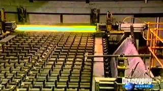 Como se fabrica o vidro float