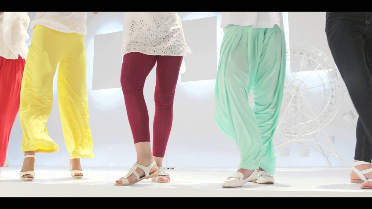 dc41161d01f3c Go Colors! – India's largest legwear brand. - YouTube