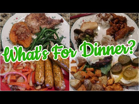 What's For Dinner? Dec 20, 2020 | Cooking for Two | Easy Weeknight Meals