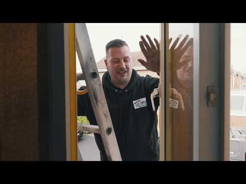 Upvc Window Spraying West Midlands