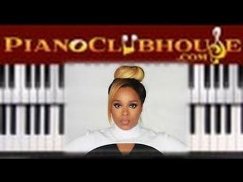 "🎹  How to play ""HANG ON"" by Kierra Sheard (easy gospel piano lesson tutorial)"