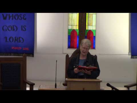 Sunday Service, 4-23-2017, Community Bible Church, Mark 2:20-22