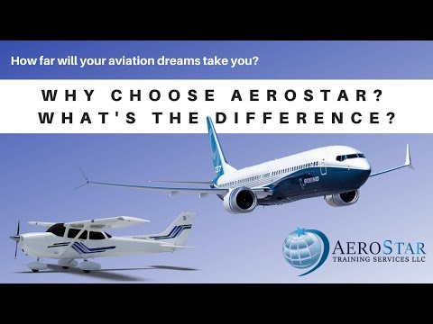 Why Choose AeroStar?  What's the Difference?