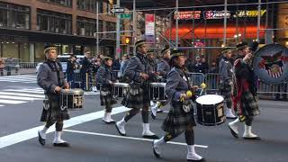 Veteran's Day Parade, NYC, November 11, 2018