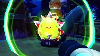 Creating The Most Dangerous Secret Slimes in Slime Rancher