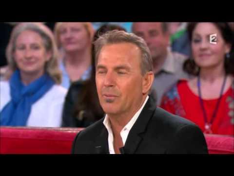 Kevin Costner Vivement Dimanche Prochain