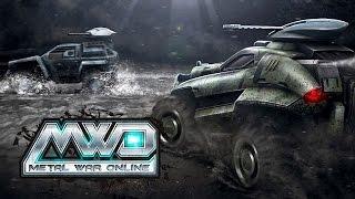Обзор новой клиентской MMO-игры - Metal War