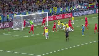 Set Play Analysis - Corner Goals Clip 4 - FIFA World Cup™ Russia 2018