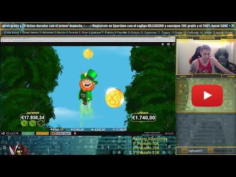 Casinokillers Online Casino/ Big Win En Land Of Gold De Playtech/ Slotkiller/Killer Mode On