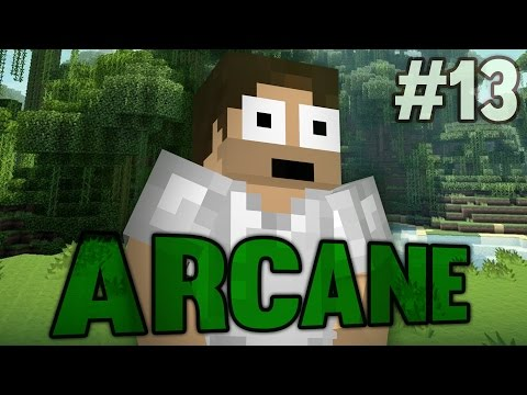 ARCANE - TRAPPED IN A SECRET WITCHCRAFT DUNGEON???? (PLUS A HORRIFIC PEARL!)