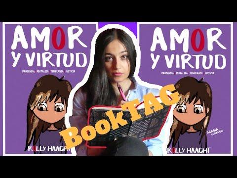BookTAG  De 'Amor Y Virtud' Ft Rolly Haacht