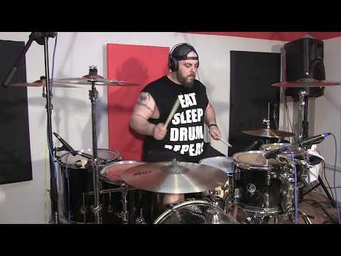 William V. Baldo (Whitesnake - Is this love) drum cover video