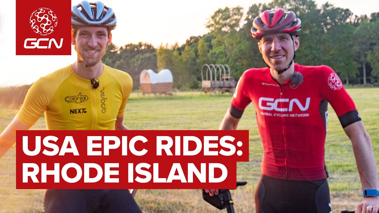 Big Miles In A Small State | USA Epic Rides: Rhode Island