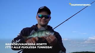 Tuntemattomien kalavesien tulkit: Team Humminbird