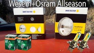 видео OSRAM ALLSEASON (H4, 64193ALS-DUOBOX) - характеристики, отзывы, фото, цена - интернет-магазин TuneSpace