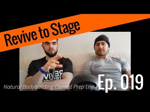 019: Revive to Stage - Eric Helms and Mike Zourdos Seminar