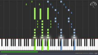 Avicii - Levels Piano Tutorial & Midi Download