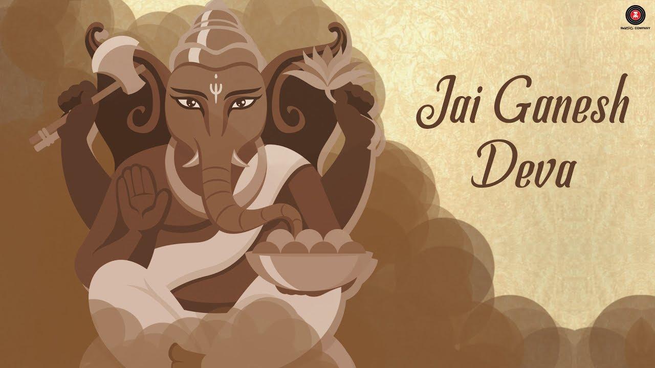 Jai Ganesh Deva | Ganesh Aarti | Lord Ganesh | Aakanksha Sharma | Zee Music Devotional
