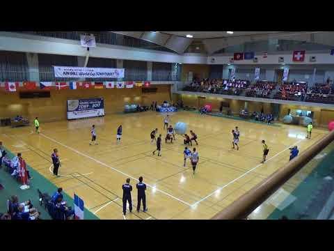J1 (H) : France - Suisse - Hong Kong