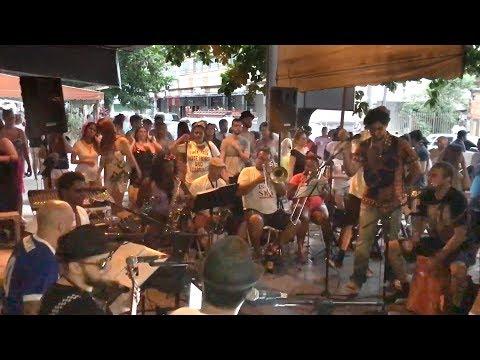 Skarnaval 2018  Sopa de Jornal  Kamundjangos   Los Benicios Faltosos