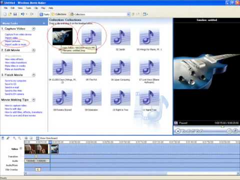 converting files for windows movie maker mov wmv and