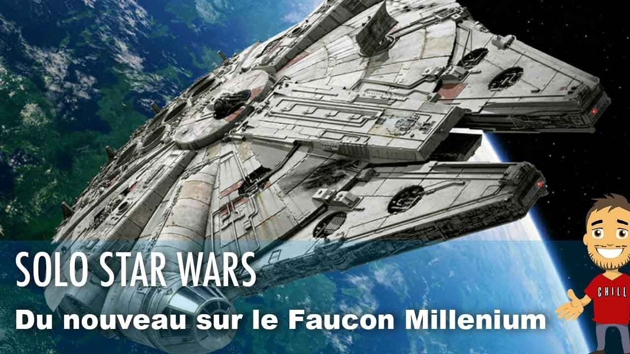 le faucon millenium est different dans han solo movie youtube. Black Bedroom Furniture Sets. Home Design Ideas